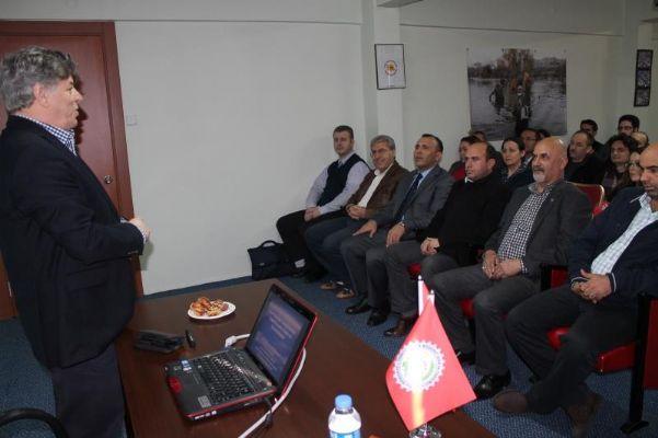 BAŞTEMSİLCİ VE TEMSİLCİ EĞİTİMİMİZ BAŞLADI (14.03.2014)