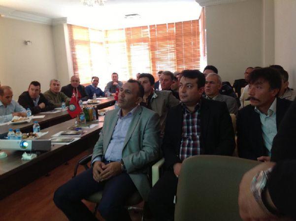 ANKARA ŞUBELERİMİZDE E-SENDİKA VE SOSYAL MEDYA EĞİTİMİ YAPTIK