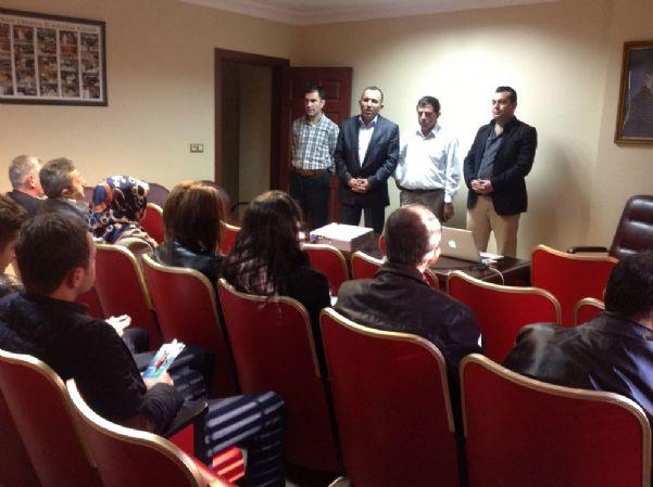 KOCAELİ ŞUBEMİZDE E-SENDİKA VE SOSYAL MEDYA EĞİTİMİ