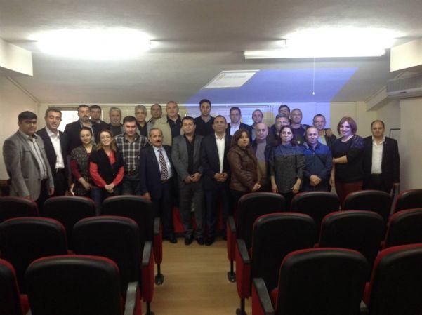 ORDU'DA E-SENDİKA VE SOSYAL MEDYA EĞİTİMİ YAPTIK