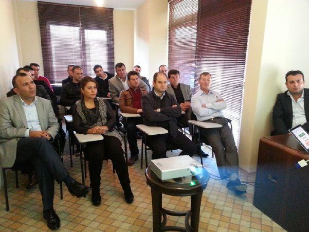 TEKİRDAĞ'DA E-SENDİKA VE SOSYAL MEDYA EĞİTİMİ YAPTIK
