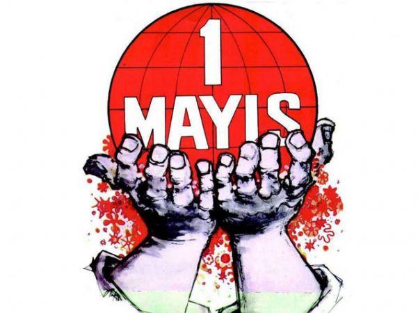 FRANSIZ SENDİKALARDAN 1 MAYIS'TA İSYANA DESTEK