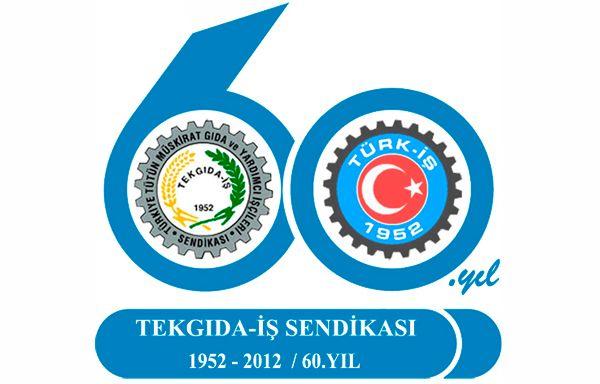 60.YIL-Tekgida-İş Sendikası