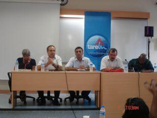 TEKGIDA -İŞ AVRUPA SOSYAL FORUMU'NDA