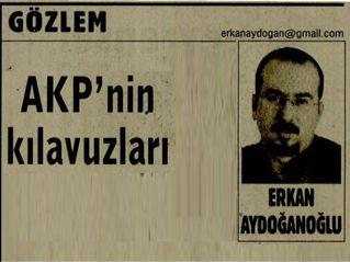 AKP'NİN KILAVUZLARI