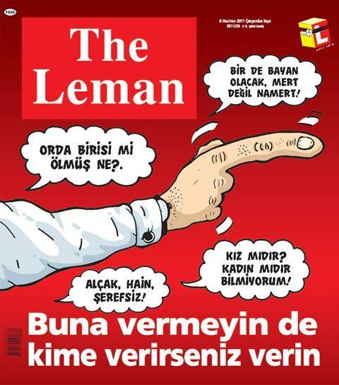 THE LEMAN