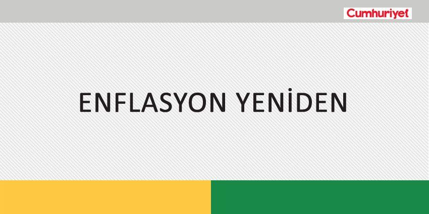 ENFLASYON YENİDEN