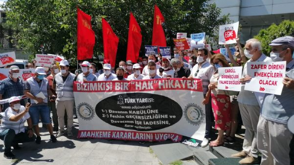 CARGILL Direnişi İstanbul'da