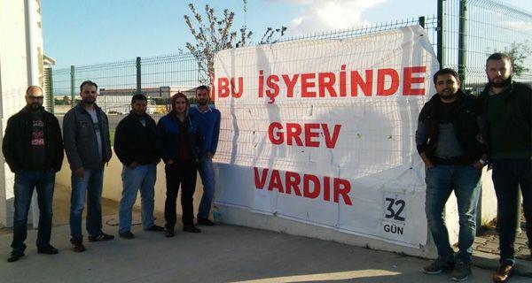 FERRERO GREVİMİZDE 32. GÜN