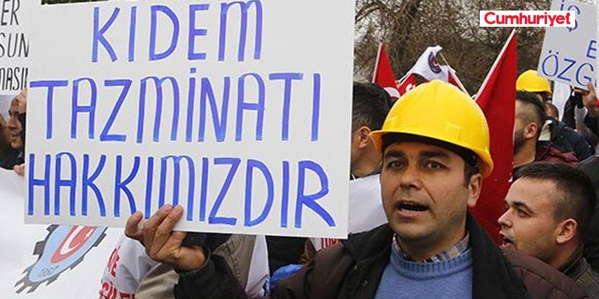 İŞÇİ KIDEM'DE AKP'YE GÜVENMİYOR
