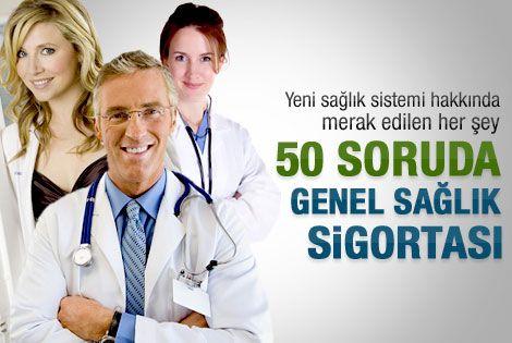 HERKESİN MERAK ETTİĞİ 50 SORUYA SGK'DAN YANIT