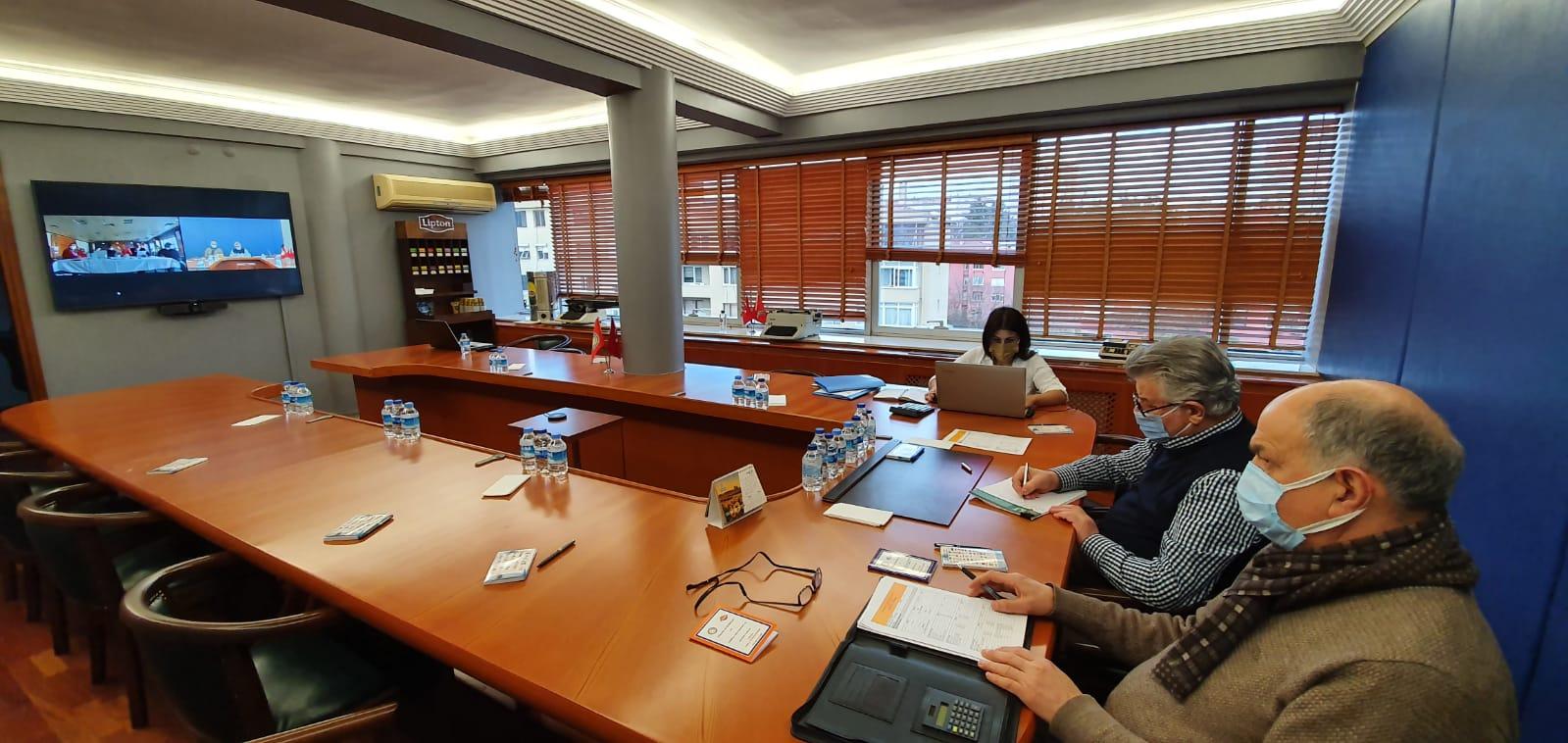 Sendikamızın örgütlü olduğu Evyap'ta Toplu İş Sözleşme süreci başladı.