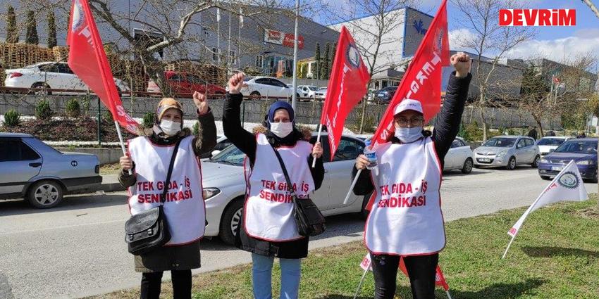 HUKUK TANIMAZ ADKOTURK İŞVERENİNİ PROTESTO EDİYORUZ!