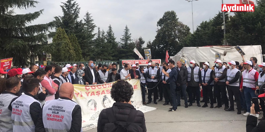 CARGİLL'DE YETKİ TEKGIDA-İŞ'TE